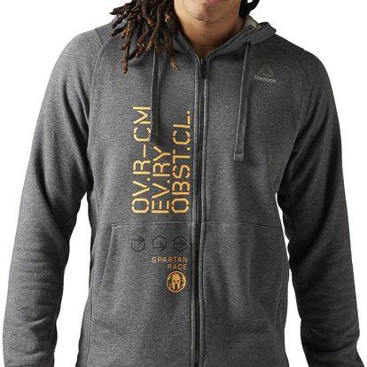 Reebok Spartan Race FZ Hood XL