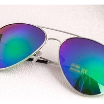 Sluneční brýle pilotky - 16 variant