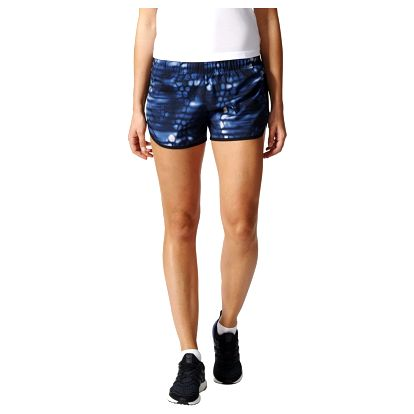adidas M10 Printed Q1 Short Women 2XS-3