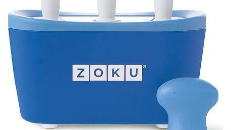 Zmrzlinovač Zoku Quick Pop, modrý - doprava zdarma!