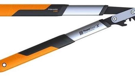 Nůžky na větve Fiskars PowerGearX, dvoučepelové S + Doprava zdarma