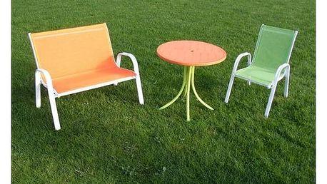 Stůl Rojaplast DĚTSKÝ kov+plast