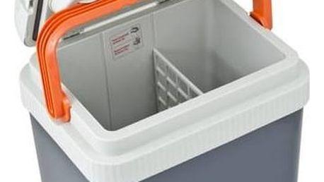 Autochladnička G21 C&W, 24 l, 12/230 V šedá + Doprava zdarma