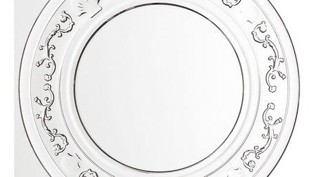 Skleněný talíř La Rochère Versailles, ⌀25cm