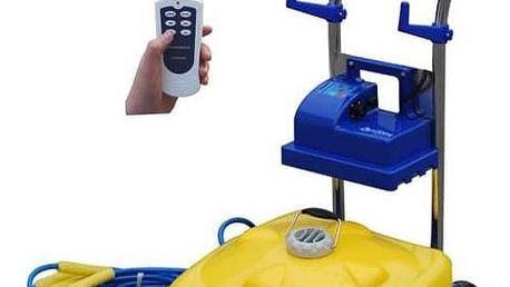 Vysavač bazénový Master 200 RC modré/žluté + Doprava zdarma