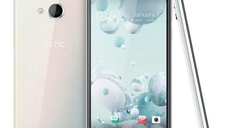 Mobilní telefon HTC U PLAY (99HALY017-00) bílý