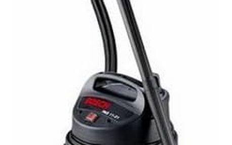 Vysavač víceúčelový Bosch PAS1121 černý/zelený + Doprava zdarma