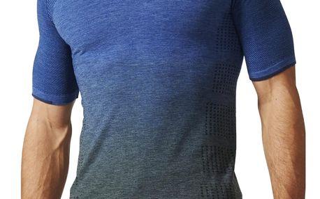 adidas Primeknit Wool SH Sleeve Tee Dip Dye Men S
