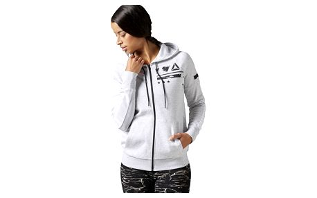 Reebok Workout Ready CS FZ Hoodie XL