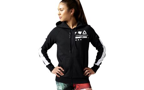 Reebok Workout Ready CS FZ Hoodie M