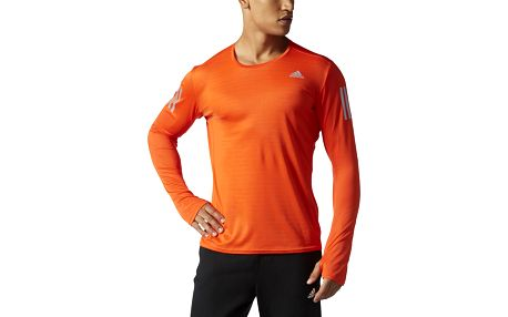 adidas Response Long Sleeve Tee Men L