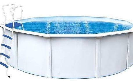 Bazén Steinbach 3,6 x 1,2 m s kovovou konstrukcí vč. pískové filtrace Clean, 3,8 m3/h + K nákupu poukaz v hodnotě 1 000 Kč na další nákup + Doprava zdarma