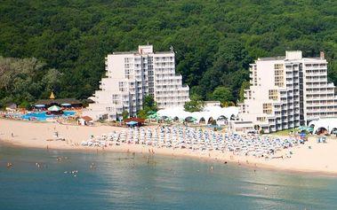 Bulharsko - Albena na 8 dní, all inclusive s dopravou letecky z Prahy nebo Brna