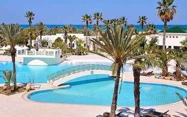 Tunisko - Djerba na 8 dní, polopenze nebo snídaně s dopravou letecky z Prahy
