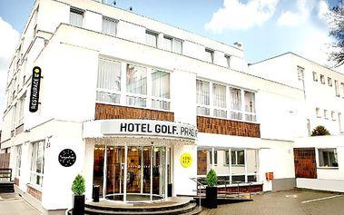 3denní pobyt pro dvě osoby v Hotelu Golf v pokojích Superior s nabitým programem a procedurami.