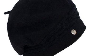 Černý baret Tear