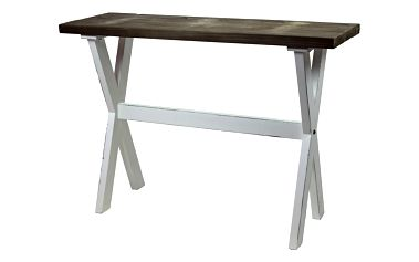Konzolový stolek z recyklovaného dřeva Ego Dekor Neo - doprava zdarma!