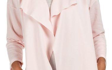 Růžový kabátek MOE 102