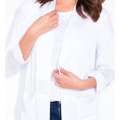 Bílý svetr Fimfi I133