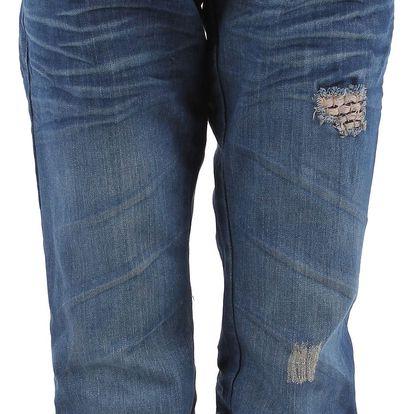Dámské jeansové kalhoty Desigual vel. EUR 34, UK 8