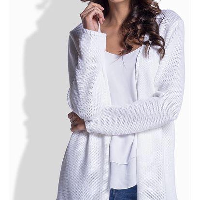 Bílý svetr LS177