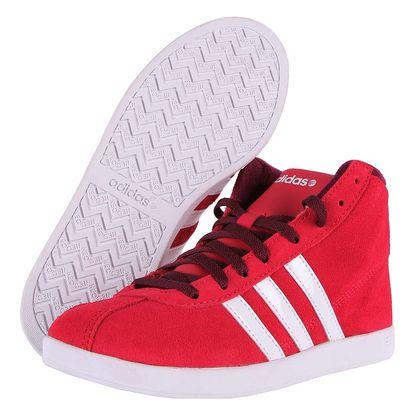 Dámská kotníková obuv Adidas Vlneo Court Mid vel. EUR 36, UK 3,5