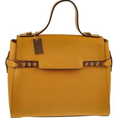 Žlutá kabelka Matilde Costa Albury - doprava zdarma!