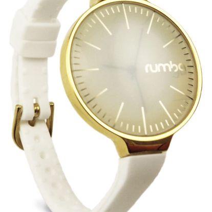 Dámské hodinky Rumbatime Orchard Gold Snow Patrol - doprava zdarma!