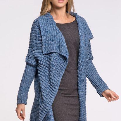Modrý svetr S34