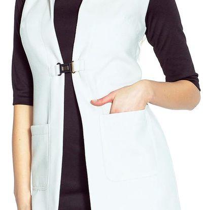 Smetanová vesta Marlen