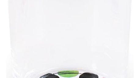 Sada 3 ks sklenic Remember Dots