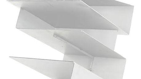 Stojan na časopisy Origami White - doprava zdarma!