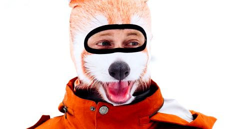 Kukla Beardo Red Panda