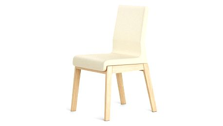 Židle Kyla Absynth, bílá - doprava zdarma!