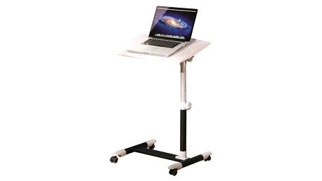 Stolek na laptop Office White - doprava zdarma!