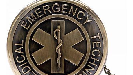 Kapesní hodinky pro zdravotníky