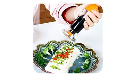 Rozprašovač na olej a ocet - 3 barvy