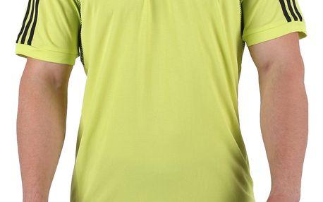 Pánská sportovní polokošile Adidas vel. S