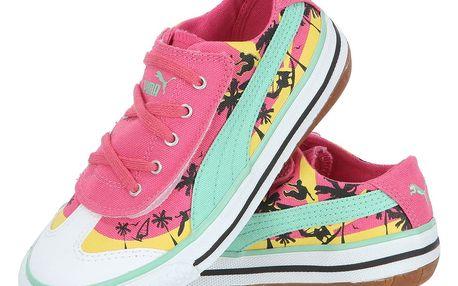 Dívčí volnočasová obuv Puma Honeysuckle vel. EUR 32, UK 13