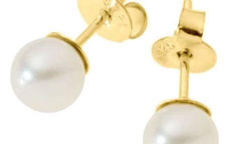 Náušnice White Pearls