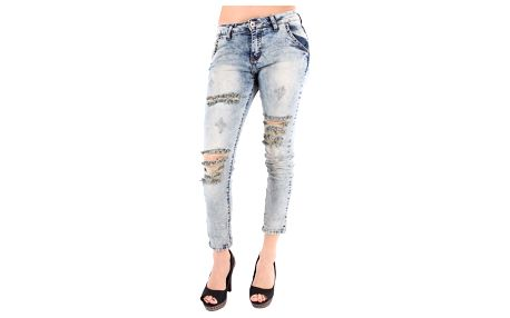 Dámské jeansové kalhoty Regular vel. EUR 36, UK 10