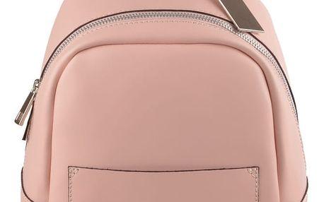 Růžový batoh Poema Anvain - doprava zdarma!