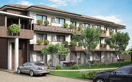 Slovensko: Dovolená v apartmánech u termálů