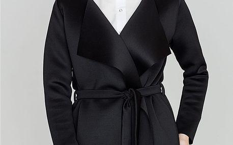 Černý kabátek K257