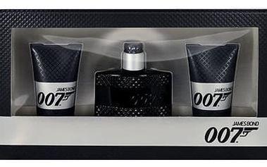 James Bond 007 James Bond 007 EDT dárková sada M - EDT 50 ml + sprchový gel 2x 50 ml