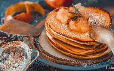 Báječná snídaně: lívance nebo slané palačinky