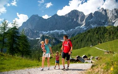 4–6denní pobyt se snídaní a saunou pro 2 v penzionu Savisalo*** v rakouských Alpách