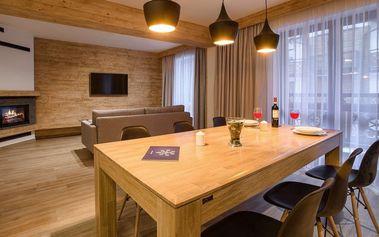 Úplně nové a moderní apartmány Tatry Apart v Zakopaném