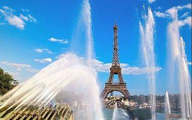 Paříž - 4 denní zájezd s návštěvou Versailles a vesničky Marie Antoinetty s ubytováním