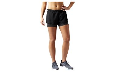 Reebok One Series 2-1 Short S